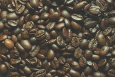 Free Close-up Photo Of Brown Coffee Beans Stock Photo - 126194720