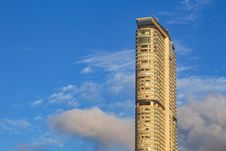 Free Concrete Building Under Blue Sky Royalty Free Stock Photography - 126194807
