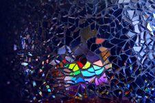 Free Multicolored Broken Mirror Decor Stock Photo - 126194820