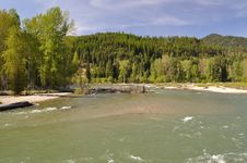Free St. Regis River Stock Photography - 12626142