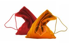 Free Bags Valentine S Day Royalty Free Stock Photos - 12634308