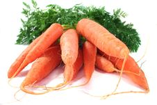 Free Carrots Stock Photos - 12649473