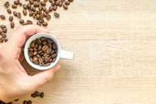 Free Brown Coffee Beans Stock Images - 126404664