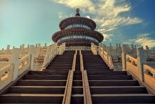 Free Lost Temple, China Royalty Free Stock Photography - 126652587