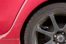 Free Close-up Photo Of Vehicle Wheel And Tire Stock Photography - 126808362