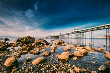 Free Scenic View Of Ocean Royalty Free Stock Images - 126898439