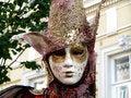 Free Masked Face Stock Image - 1275431