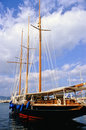 Free Antique Yacht Stock Photo - 1275970