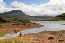 Gairloch, Scottish Highlands Stock Photos