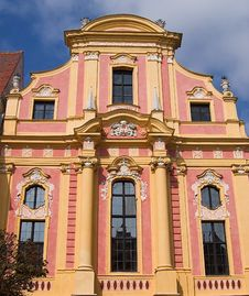 Free Baroque Facade Stock Photo - 1272240