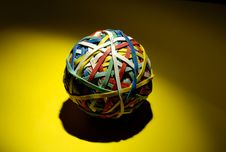 Free Rubberband Ball Stock Images - 1273164