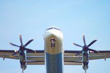Free Plane Land Stock Photo - 1273570