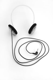 Free Earphones Stock Photography - 1273712