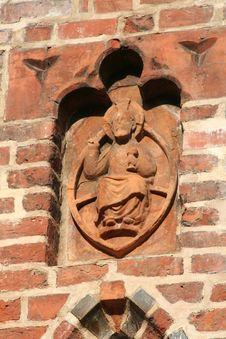 Free Church Detail Stock Image - 1274131