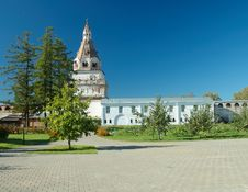 Free Russian Monastery Stock Images - 1274234