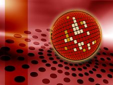 Free Disco Royalty Free Stock Photography - 1274467
