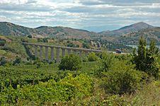 Free Macedonian Landscape Royalty Free Stock Photo - 1275495