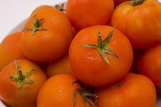 Free Spanish Tomatoes Royalty Free Stock Photo - 1275835