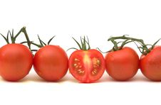 Free Tomatoes Stock Image - 1276091