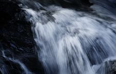 Free Flowing Stream Royalty Free Stock Images - 1276819