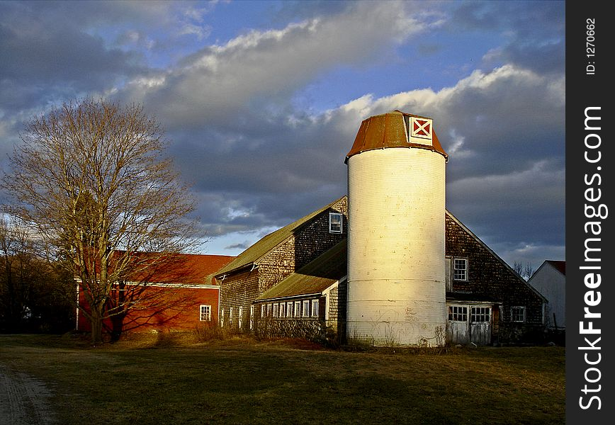 Barn, Carlisle, Massachusetts