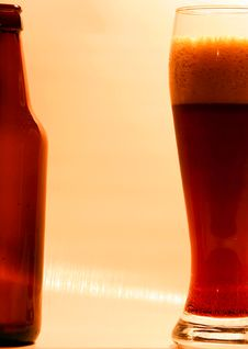 Free Beer Royalty Free Stock Photos - 12729938