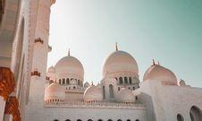 Free Photo Of White Mosque Royalty Free Stock Photos - 127260228