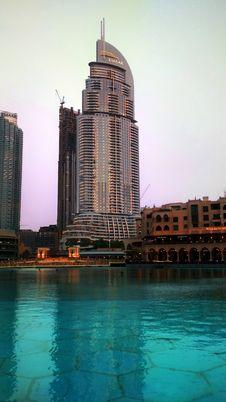 Free Saudi Arabia Building Structure Royalty Free Stock Photos - 127260458