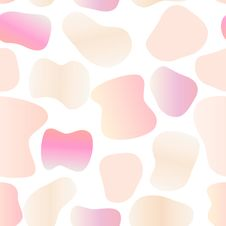 Vector Illustration Of Bright Color Abstract Seamless Pattern Background Royalty Free Stock Images