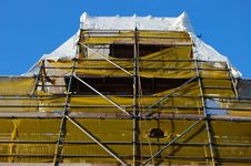 Free Scaffold Royalty Free Stock Image - 12772376
