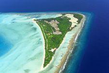 Free Bird S Eye View Of Island Royalty Free Stock Photos - 127767298