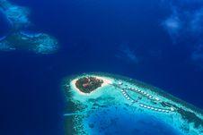 Free Bird S Eye View Of Island Royalty Free Stock Photography - 127767327