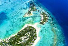 Free Bird S Eye View Of Island Royalty Free Stock Image - 127767336