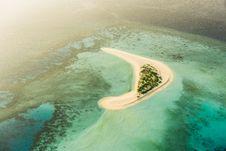 Free Bird S Eye View Of Island Royalty Free Stock Photos - 127767338