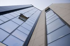 Free Gray Concrete Building With Glass Windows In Low-angle Photography Stock Images - 127767344