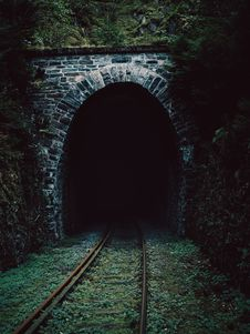 Free Photo Of Tunnel Stock Photography - 127767452