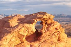 Free Desert Sandstone Scuplture Stock Photos - 12781243