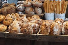Free Bakery, Bread, Food, Whole Grain Stock Photos - 127904833