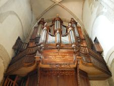 Free Organ Pipe, Organ, Pipe Organ, Wind Instrument Stock Photos - 127904953