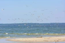 Free Sea, Sky, Shore, Ocean Stock Images - 127905324