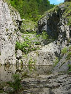 Free Rock, Nature Reserve, Ravine, Bedrock Royalty Free Stock Photos - 127905398