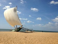 Free Sky, Dhow, Sea, Sail Royalty Free Stock Photo - 127905595