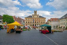 Free Town, Town Square, City, Plaza Stock Photo - 127905650