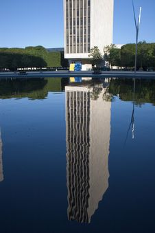 Free Office Building Reflection Stock Photo - 1281870