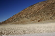 Death Valley NP Royalty Free Stock Photography
