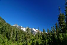 Free Mountain Landscape Stock Photography - 1284442