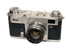 Free Russian Old Camera. Royalty Free Stock Photo - 1284825
