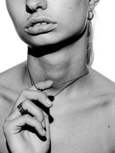 Free Lips Royalty Free Stock Photo - 1285665