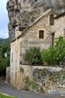Free La Roque-Gageac, France Stock Image - 1285701
