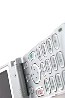 Free Mobile Wait For Sms 3 Stock Photography - 1285972